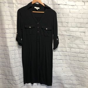 White House/Black Market t-shirt dress